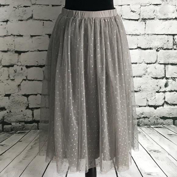 1b79f2182 Garnet Hill Dresses & Skirts - Prima Tulle Skirt from Garnet Hill.